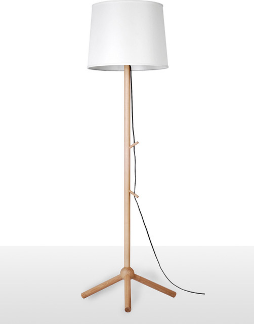 bedroom lighting large standing lamps with tripod wooden