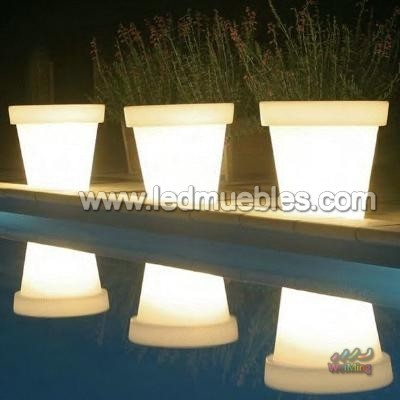 Illuminated Decorative Vases contemporary-sectional-sofas