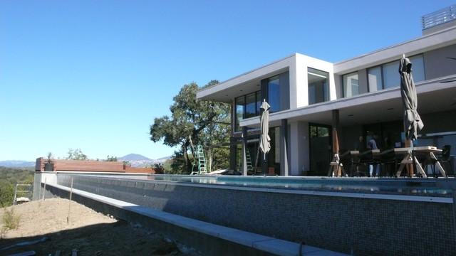 Toyon modern-exterior
