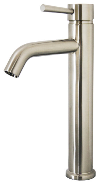 Virtu USA Hydron PS-402 Bathroom Faucet - Modern - Bathroom Faucets - by Luxvanity
