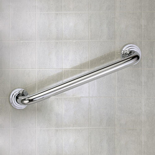 Marina Decorative Grab Bar ADA Compliant Contemporary Grab Bars By Si