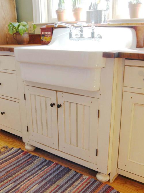 Joyful Cottage Cottage Style Kitchen
