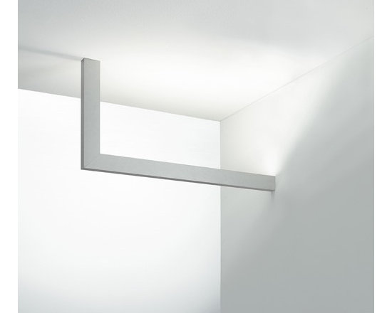 BLux - L Ceiling or Wall Light | BLux - Design by David Abad.