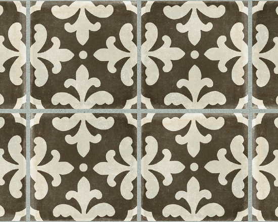 COTTO FLORENTINA DECO 12X24 - The Palazzo collection provides a multi-faceted dynamic of old world charm and modern beauty with three beautiful colors and four unique decorative designs. Trim options and mosaics also available.