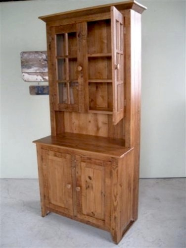 China Cabinets & Hutches rustic-dressers