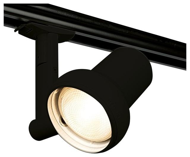 lightolier black spot light contemporary track heads and pendants. Black Bedroom Furniture Sets. Home Design Ideas