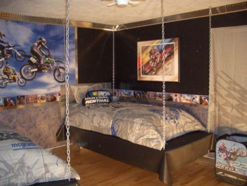 Kids motocross room - Beautiful boy room ...