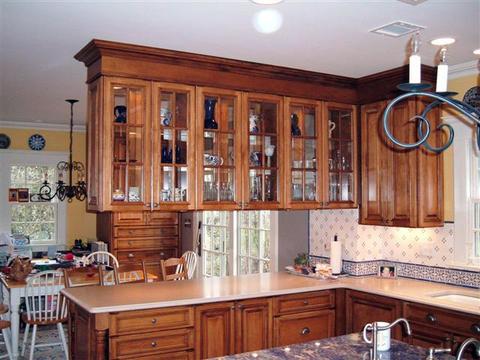 Summit Home contemporary-kitchen