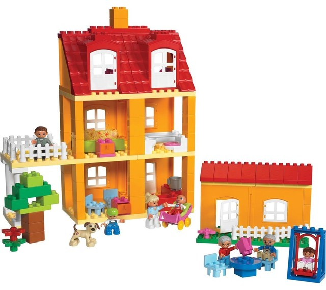 Lego Education Duplo Playhouse Set modern-kids-toys-and-games