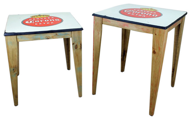 Square Corona Dining Table Rustic Dining Tables By Tres Amigos
