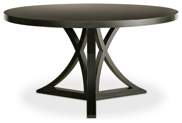 Floyd Round Dining Table Eclectic Dining Tables new  : eclectic dining tables from www.houzz.com size 640 x 434 jpeg 34kB