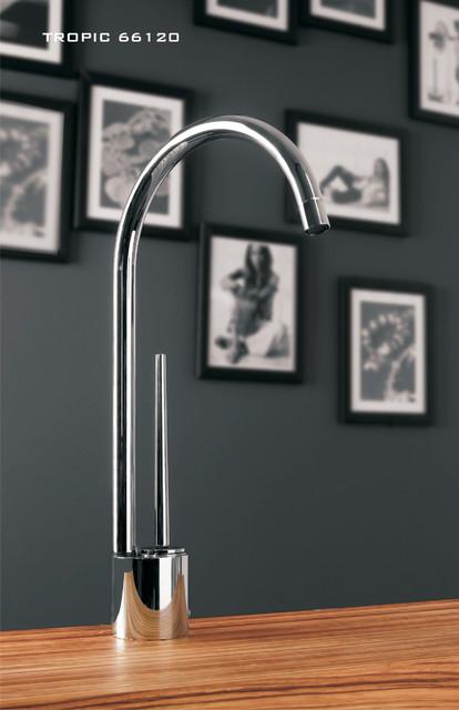 Modern Bathroom Spaces contemporary-kitchen