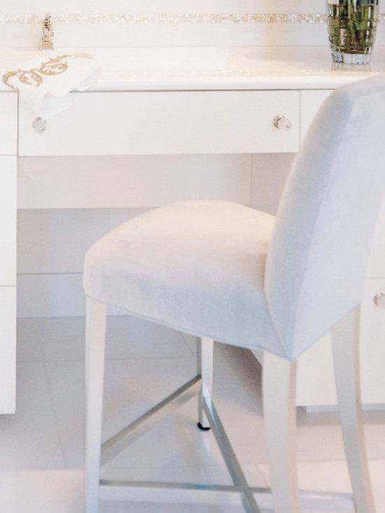 Donghia Vanity Chair -