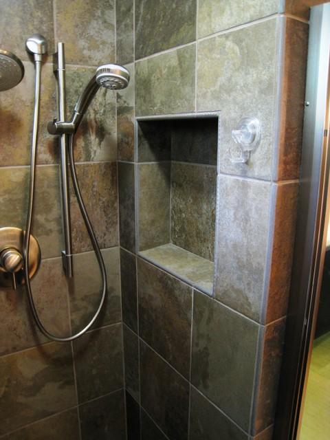 Melrod Bathroom Remodel tropical-bathroom