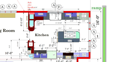 """Kitchen plans for 2013 """"Parade of Homes"""" open for comments"""