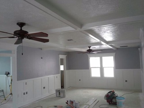 I need help with my ceiling paint choice for Painting on ceiling