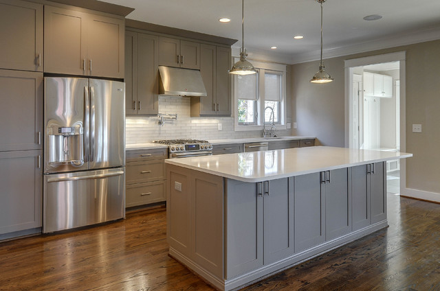 Contemporary Kitchen Cabinets on Houzz