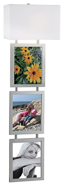 """Contemporary Kenroy Home Studio 45"""" High Picture Frame Plug-In Wall Light contemporary-display-and-picture-lights"""