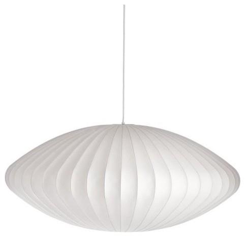 Nelson Saucer Pendant Lamp modern-pendant-lighting