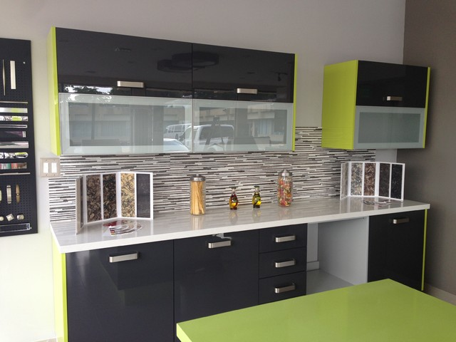 Catalog Pictures/Showroom contemporary-kitchen-cabinets