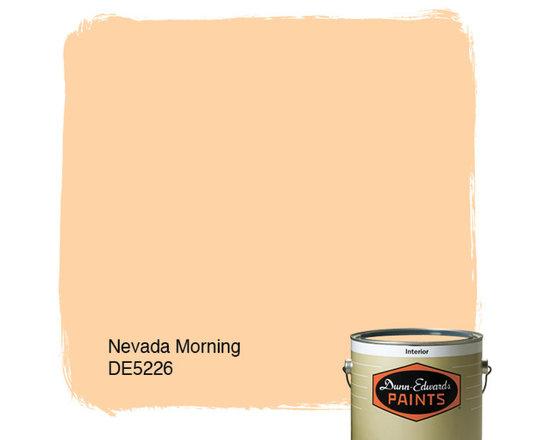 Dunn-Edwards Paints Nevada Morning DE5226 -