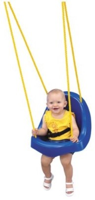 Swing-N-Slide Child Swing modern-outdoor-swingsets