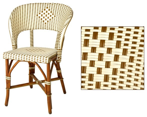 HK Designs Bistro Chair traditional-dining-chairs