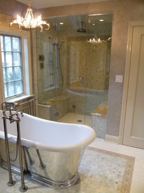 Forest Hills traditional-bathroom