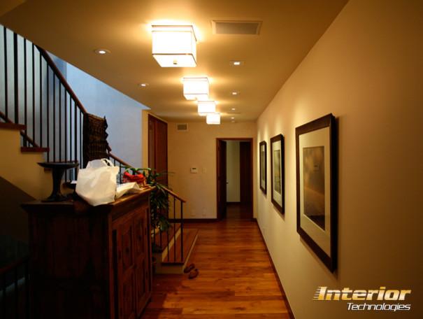 Lighting traditional-hall