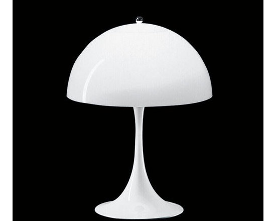 Louis Poulsen - Louis Poulsen | Panthella Table Lamp - Design by Verner Panton, 1971