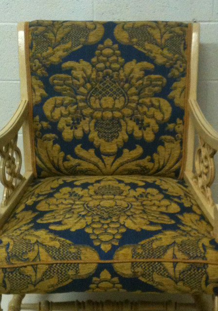 Lee Jofa Middlecrest Vintage Chair mediterranean-armchairs-and-accent-chairs
