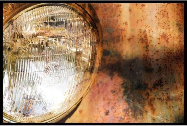 Truck Lamp traditional-artwork
