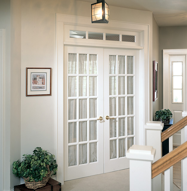 Glass french doors interior doors sacramento by for Double pane french doors