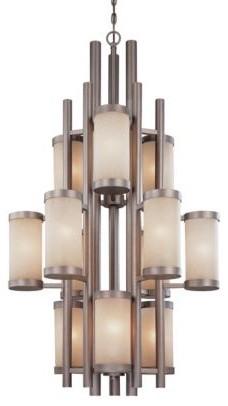 Cortona 3-Tier Chandelier by Dolan Designs chandeliers