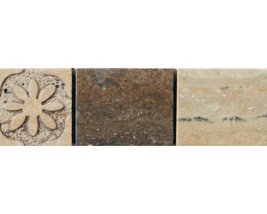 Limestone Collection Border Design 1 Cont. -