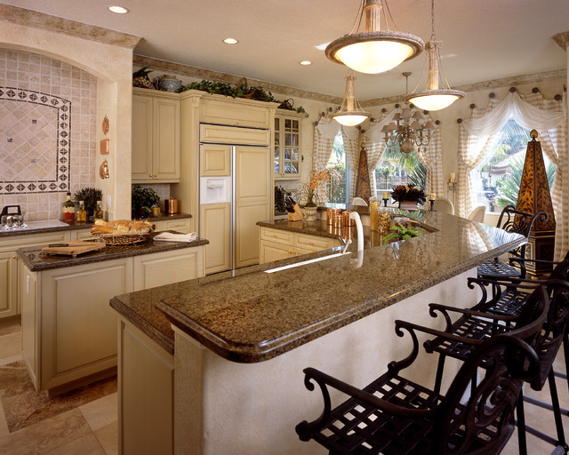 Custom Fort Lauderdale Home Transitional Kitchen Miami By Perla Lichi
