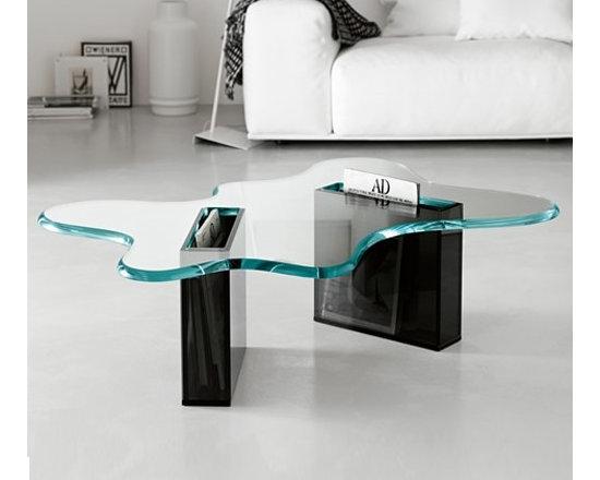 Tonelli - Tonelli   Splash Coffee Table - Design by Karim Rashid, 2011.