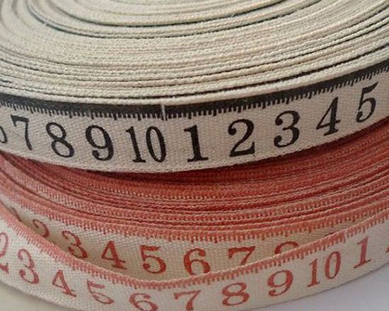 Kawaii Wonderland - This is not measure tape.  These are fabric trims or you can use as ribbons.
