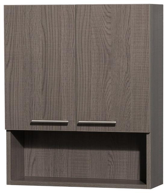 24 wall cabinet grey oak modern bathroom cabinets and shelves