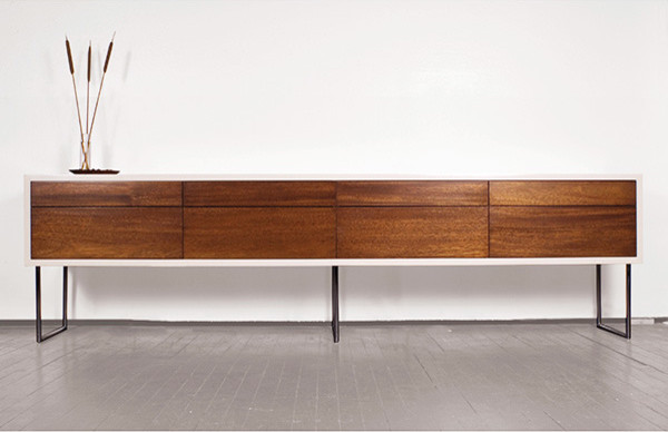 Lolita Credenza Lot 61 Modern Media Storage By Horne