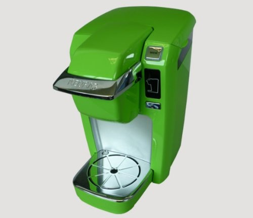 Keurig Coffee Maker Green : Keurig K10/B31 Mini Plus Brewing System, Flash Green - Contemporary - Coffee Makers - by Amazon