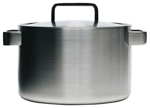 Tools Stainless Steel 8-Qt. Round Casserole modern-stockpots
