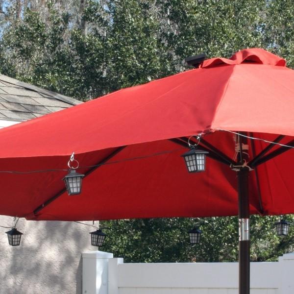 Smart Solar San Rafael Solar String Lights 20 LED Light String traditional-outdoor-lighting