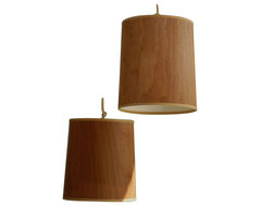 Veneer Chain Pendant contemporary pendant lighting