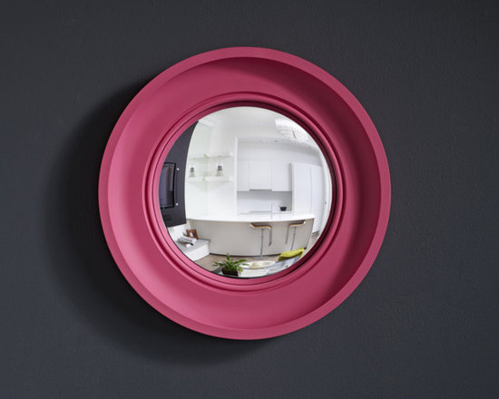 Cavetto Brights in fuchsia - Our new 'Brights' range launched for spring 2012 - inject some high voltage colour into your interior!