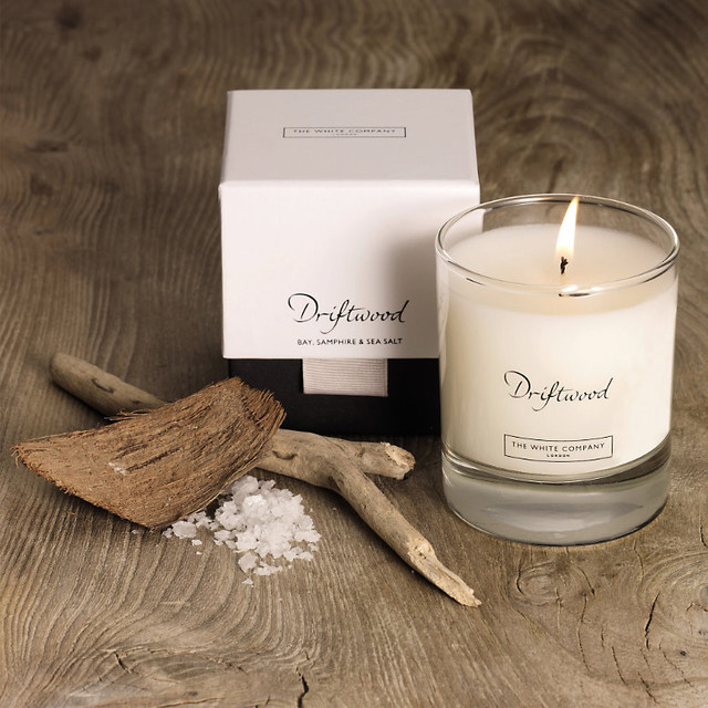 Driftwood Signature Candle traditional-candles