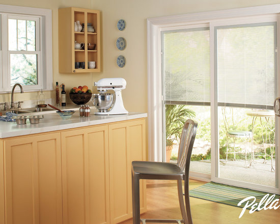 ThermaStar by Pella® 25 Series vinyl windows and patio doors - ThermaStar by Pella® 25 Series vinyl windows and patio doors feature a wide variety of shapes, styles and sizes with energy efficient options.