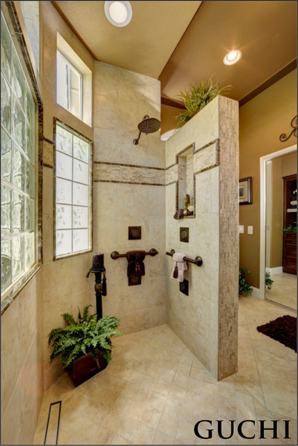Lantern Grove Bath Remodel traditional