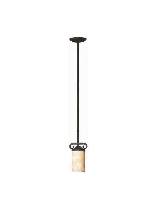 Hinkley Lighting 4017OL Mini-Pendant Casa Collection -