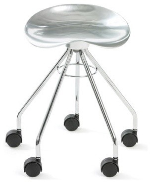 Cortes Jamaica Low Stool by Knoll modern-office-chairs
